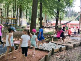 Sortie scolaire au parc Tepacap de Bitche
